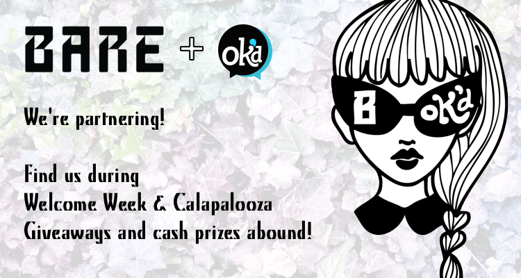 We're Partnering with Ok'd!