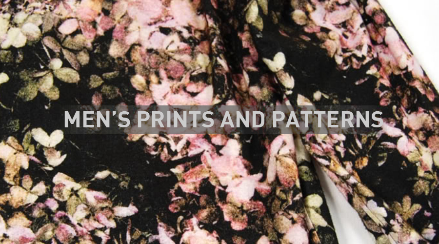 Men's Prints and Patterns