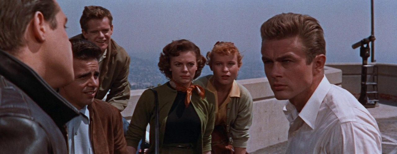 Rebel Without a Cause Stills