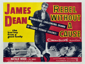 Rebel Without a Cause Stills James Dean